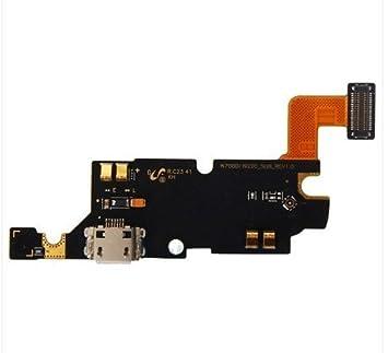 69ecfa8ce03 Flex Dock Conector Carga Datos Micro USB para Samsung Galaxy note N7000:  Amazon.es: Electrónica