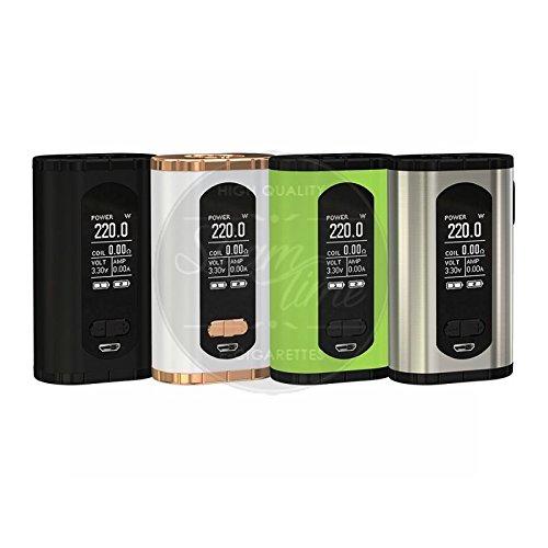 eLeaf Invoke 220W TC Mod Akkuträger Farbe Grün