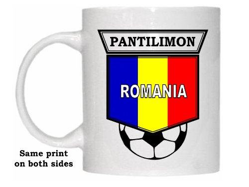 Costel Pantilimon (Romania) Soccer Mug