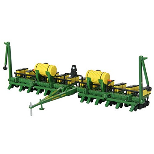 - 1984 John Deere 7200 12 Row Maxemerge Planter With Fertilizer Tanks 1/64 by Speccast JDM251