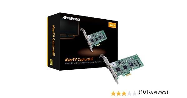 AVerMedia H727 - Sintonizador de TV (DVB-T, PCI Express, 1024 MB ...