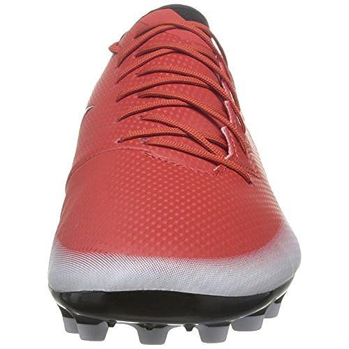 quality design 052b5 b0643 80% de descuento adidas Messi 16.3 Ag, Botas De Fútbol para Hombre, Rojo