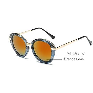 Zygeo -Elegante Las Gafas de Las persianas de Color ...