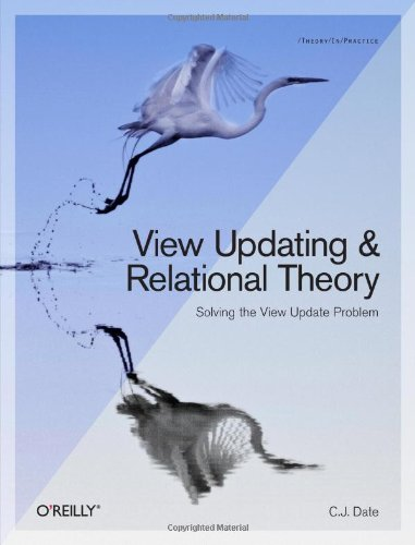 View Updating and Relational Theory Front Cover