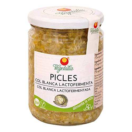 Vegetalia – Picles Col Blanca Vegetalia 300 gr