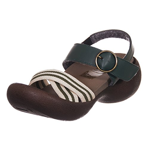 Regetta Canoe Women's Fashion Sandals Green Green dXntZ