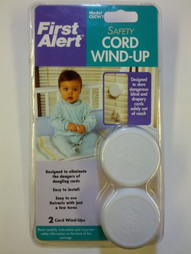 First Alert Safety Cord Wind Up