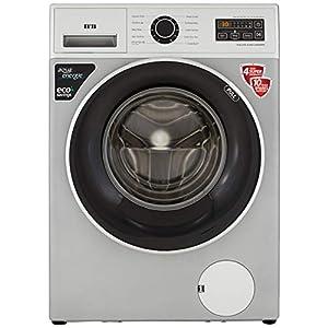 IFB 6 Kg 5 Star Fully-Automatic Front Loading Washing Machine (EVA ZXS, Silver,CradleWash,Aqua Energie,Laundry Add,In…