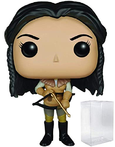 Funko Once Upon a Time: Snow White Pop! Vinyl Figure (Includes Compatible Pop Box Protector Case) (Once Upon A Time Hook And Belle)