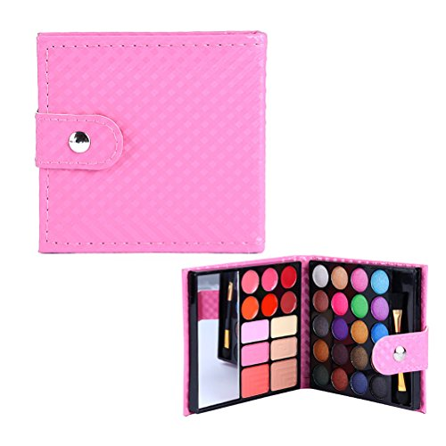10 Colors Professional Makeup Cosmetic Blush Blusher Palette - 8