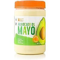 BetterBody Foods Avocado Oil Mayonnaise, Avocado Oil Mayo is made with 100% Avocado Oil, Non-GMO, Cage-Free Eggs, Soy & Canola Free, 28 Ounce