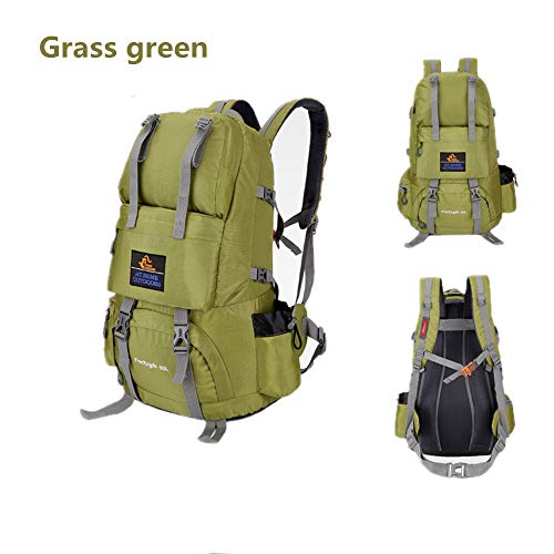 Grossartig Green Lightweight Camping Waterproof Bag Outdoor Professional Travel Women And Riding Hiking Backpack Men rw4xrUqO