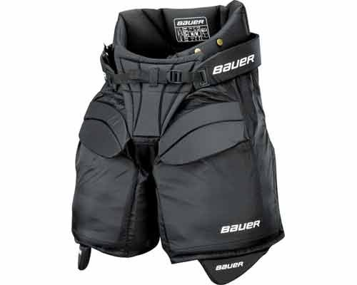 Bauer Performance Hockey Goalie Pants (Black JR M) -  1034031