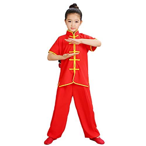 Amazon.com: Kung Fu Traje Tai Chi Uniforme Chino Arte ...