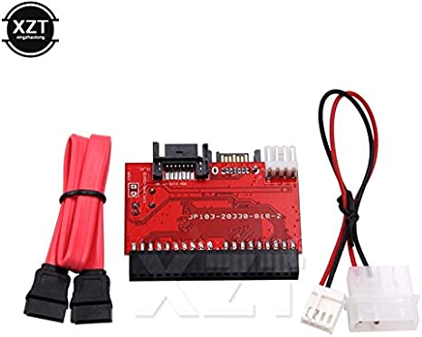 ShineBear at Newest Arrival Hot IDE to SATA PCI Card 100//133 HDD//CD//DVD Converter Adapter for PC Laptop Cable Length: Other