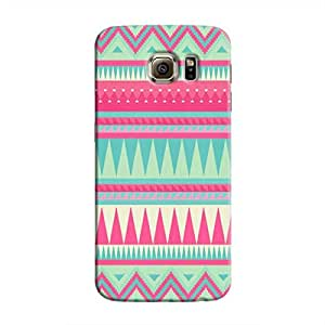 Cover It Up - Pink Indie Print Galaxy Note EdgeHard Case