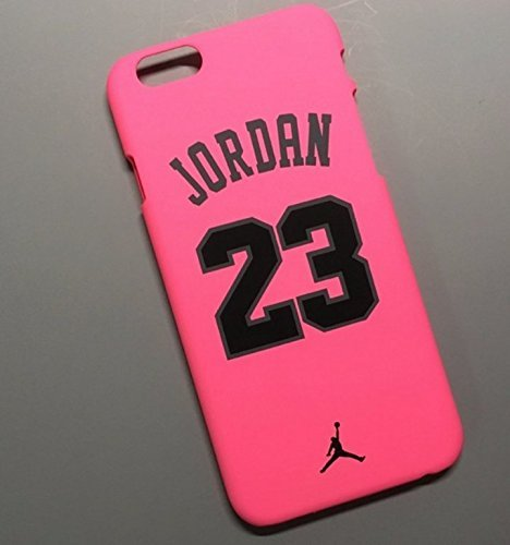 Case iPhone 5 / 5s PINK NBA Basketball Michael [3SA STORE USA] Jordan 23 Air Legend Jordan Black and Pink iPhone 5