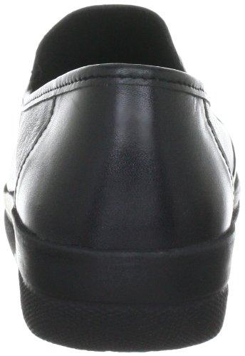 Noir Femme 940898 schwarz Comfortabel Mocassins qPwtWFEF
