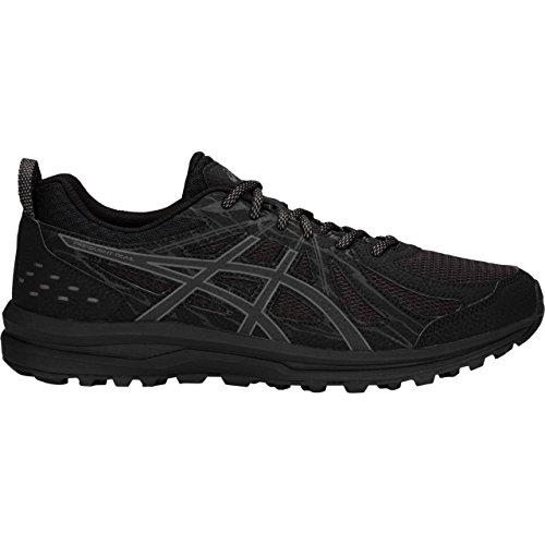 ASICS Men's, Frequent Trail Running Sneaker Black/Carbon 13 D