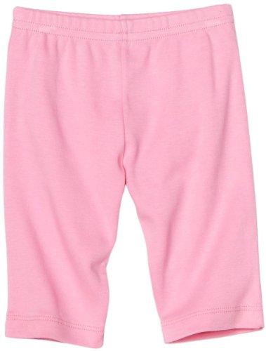 Hartstrings Baby-Girls Newborn Cotton Interlock Ruffle Pant, Tickled Pink, 0-3 Months