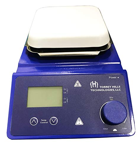 Magnetic Stirrer Hot Plate by Torrey Hills Tech | 5.3