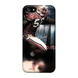 High-quality Durability Cases For Iphone 5/5s(san Francisco 49ers)