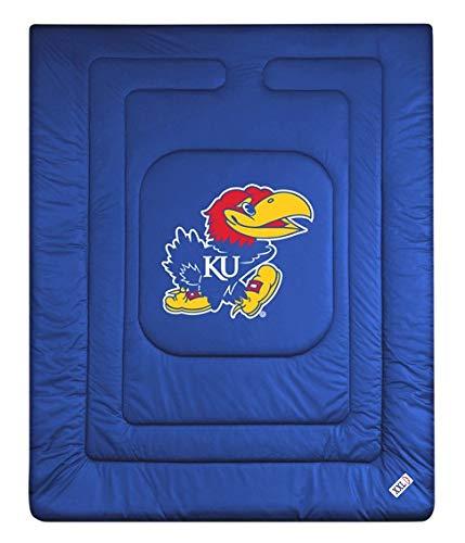 Sports Coverage NCAA Kansas Jayhawks Locker Room Comforter Twin (Locker Jayhawks Room Ncaa Kansas)