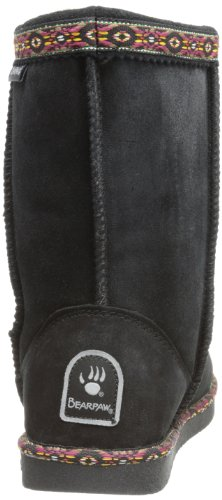 Bearpaw Womens Sookie 8 Laars Zwart
