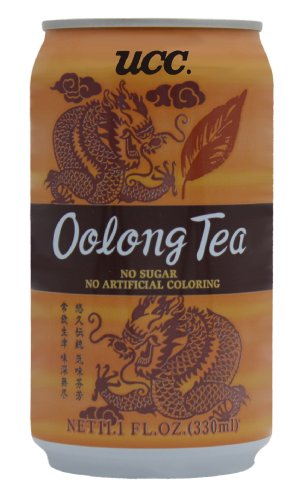 UCC Oolong Tea, 11.1-Ounce Cans (Pack of (Oolong Tea Drinks)
