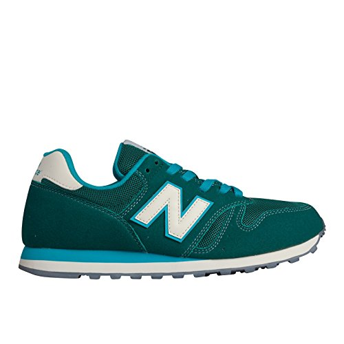 New BalanceWL373 - Zapatillas mujer Turquesa - Turquoise (Teal/White)