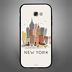 Samsung Galaxy A7 2017 New York