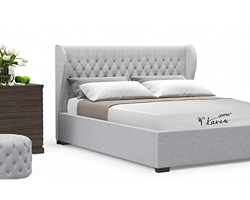 VLAVEN LAM70010Q Mattress, 10