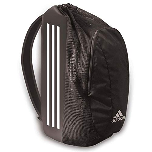 adidas Wrestling Gear Bag, Black/White