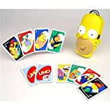 The Simpsons Homer Head UNO