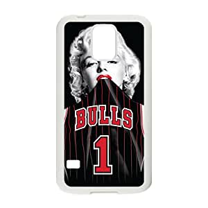 Marilyn Bulls Case Cover For samsung galaxy S5 Case