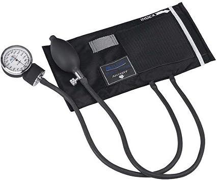 Jazooli – Kit de lector de monitor de presión arterial – Tensiómetro aneroide para brazo: Amazon.es: Salud y cuidado personal