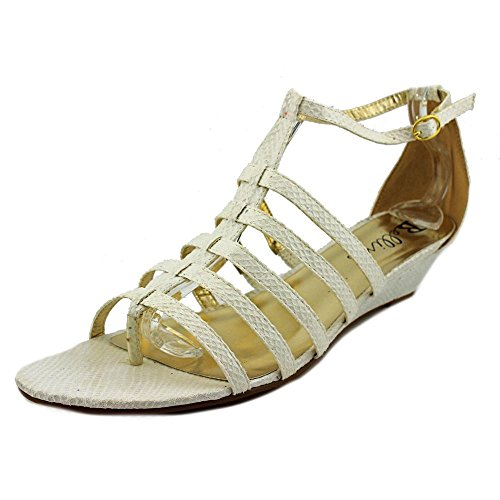 Bellini Fidelity Women US 8.5 White Gladiator - Bellini Strap