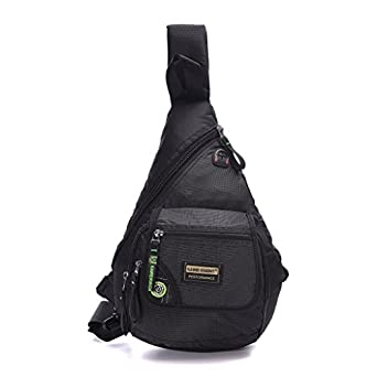 Amazon.com: DDDH Small Sling Bag Shoulder backpack Waterproof ...