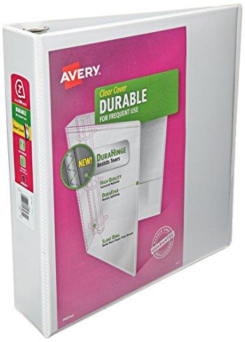 Avery Durable Binder Slant 17032