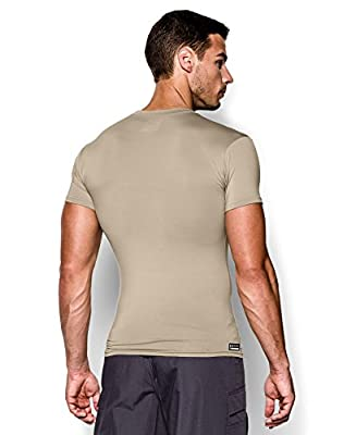 Under Armour Men's Tactical HeatGear® Compression Short Sleeve T-Shirt by Under Armour