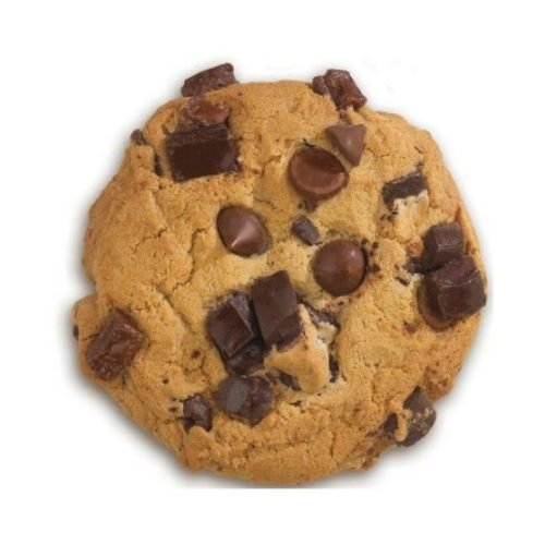 Davids Cookies Triple Chocolate Chip Cookie Dough, 4.5 Ounce - 45 per case.