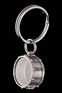 chesbro snare drum keychain pewter musical instruments. Black Bedroom Furniture Sets. Home Design Ideas