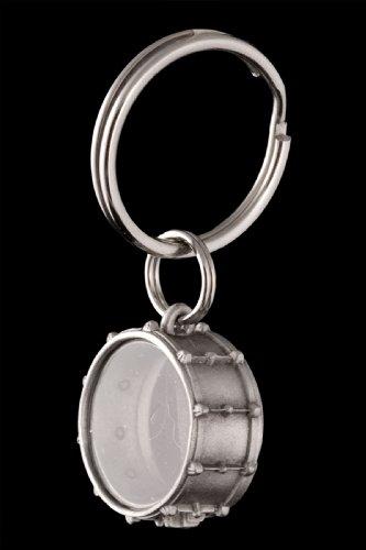 Amazon.com: Chesbro Snare Drum Llavero. Peltre: Musical ...