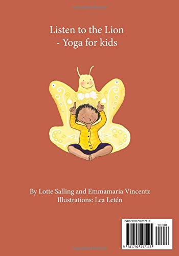 Listen to the lion: Yoga for kids: Amazon.es: Lotte Salling ...
