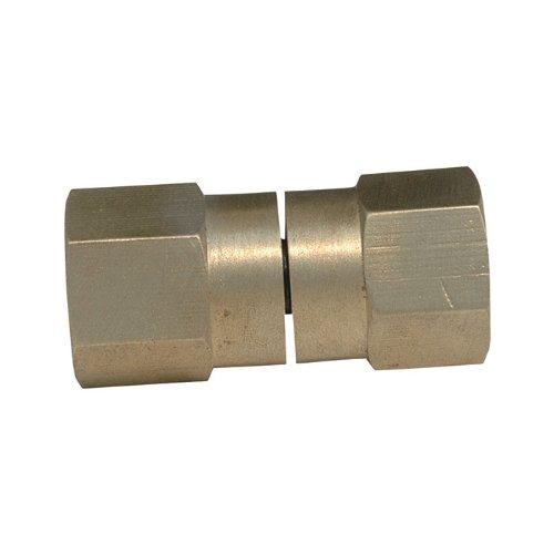 Plated Brass Swivel (General Pump D10099 Coupler, 3/8