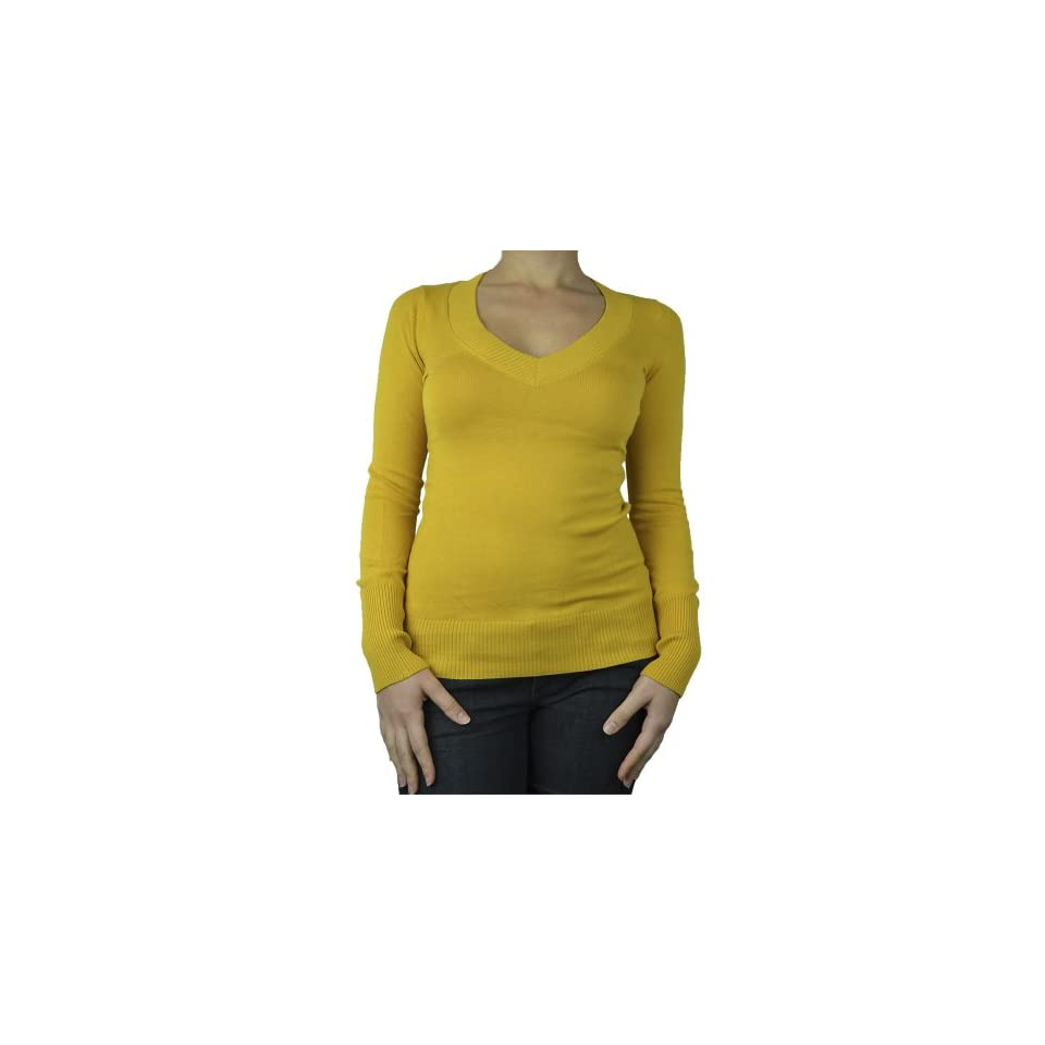 143Fashion Womens Round Neck Sweater, Grey, Small