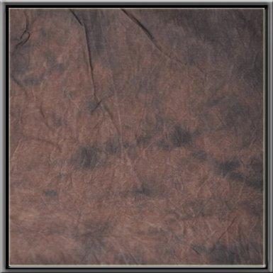 - CowboyStudio 100-Percent Cotton Hand Painted 10 X 12 Feet Tie Dye Deep Brown Muslin Photo Background Backdrop