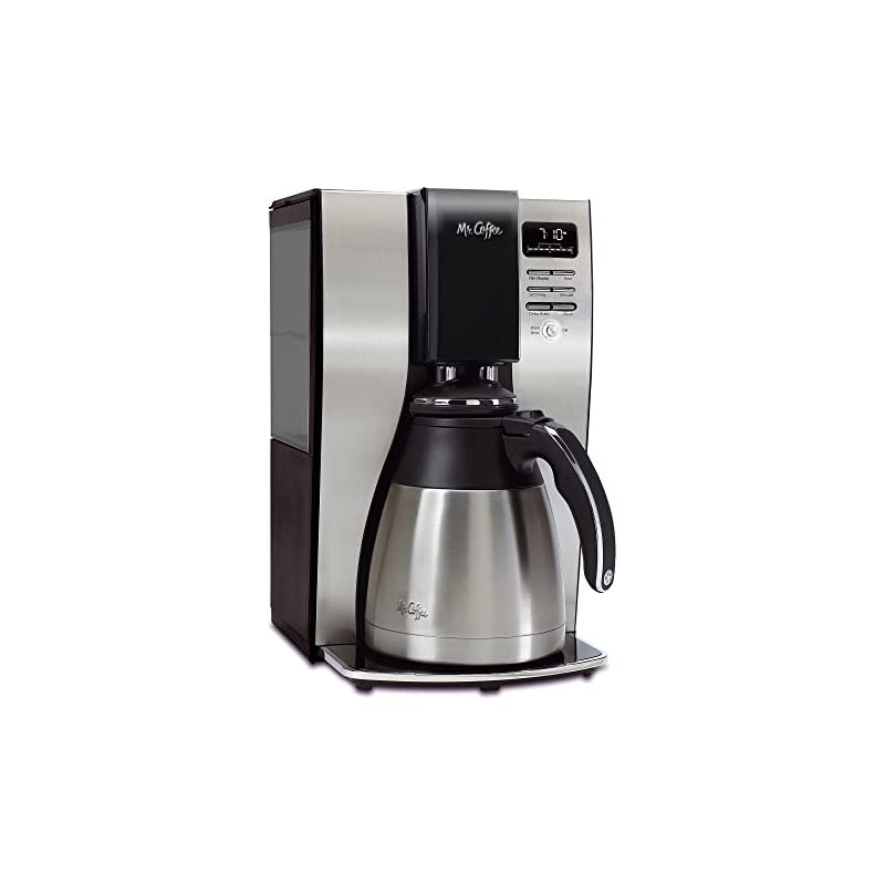 Mr. Coffee Optimal Brew 10-Cup Thermal C