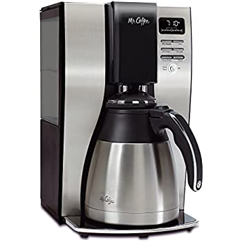 Mr. Coffee Optimal Brew 10-Cup Thermal Coffeemaker System, PSTX9-RB