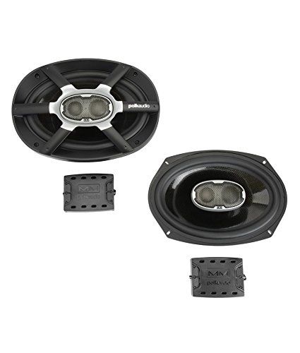 Polk Audio AA2691-A MM691 6x9 3-Way Speaker by Polk Audio